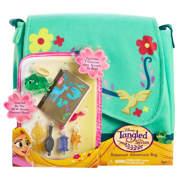 ของเล่น Disney Tangled Rapunzel Adventure Bag @kiddopacific