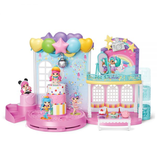ของเล่น Party Pop Teenies Poptastic Party Set Party Pop Teenies Poptastic Party set @kiddopacific